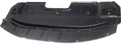 Crash Parts Plus Front Engine Splash Shield Guard for 2007-2012 Nissan Sentra (Sentra Splash)