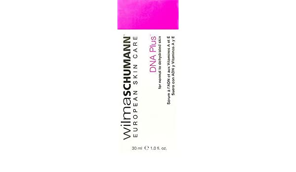 Amazon.com : Wilma Schumann DNA Plus Normal to Dry Skin 30ml(1.0oz) Fast Shipping : Beauty