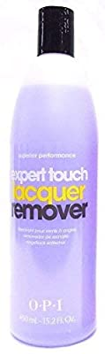 Expert Touch Nail Polish/Gel Remover 16oz/480mL