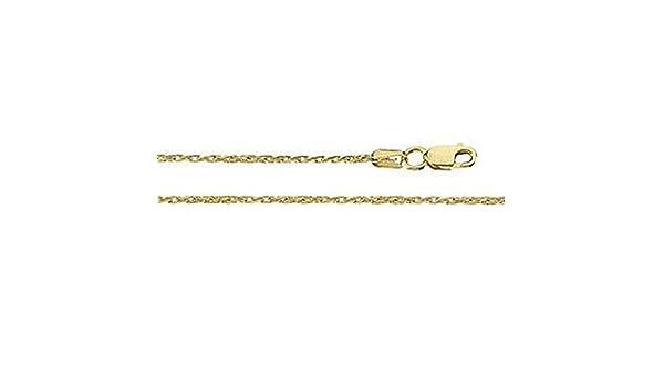 amazon com 1 28 mm wheat chain in 14k yellow gold 16 00 inch