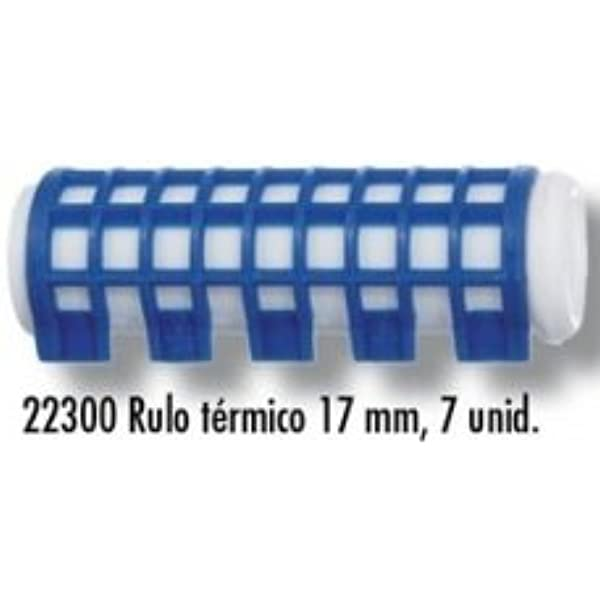 Asuer Rulos Térmicos Calientes 23mm 6uds: Amazon.es: Belleza