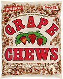 Albert's Fruit Chews - Grape Flavor (240 Candies) ()