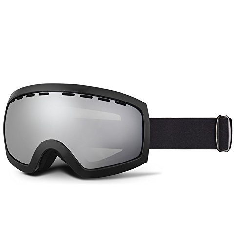 ventilated ski goggles - 9
