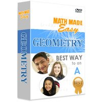 Math Made Easy ~ Geometry Volumes 1-5 ~ The Gift of Education!