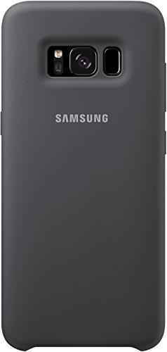 (Samsung Galaxy S8 Protective Cover, Dark Grey)