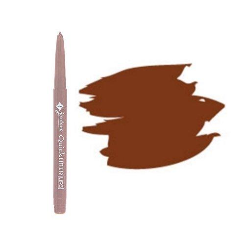 Jordana Quickliner Lip Pencil - Town Brown