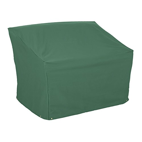 Classic Accessories Atrium Patio Bench Cover - Weather/Water