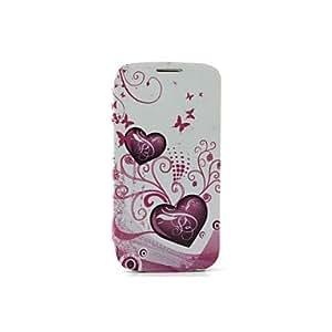 GDW Teléfono Móvil Samsung - Carcasas de Cuerpo Completo - Diseño Especial - para Samsung S3 I9300 ( Multi-color , Cuero PU )