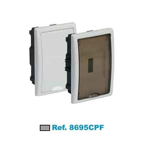 Blanco SOLERA 8695C Caja de Distribuci/ón