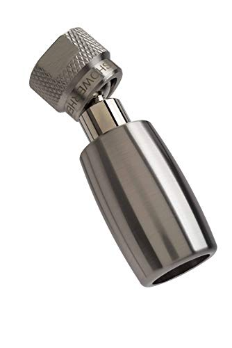 High Sierra's All Metal 1.5 GPM High Efficiency Low Flow Showerhead. Available in: Chrome, BRUSHED NICKEL, Oil Rubbed Bronze, or Polished Brass