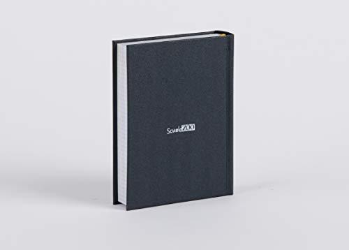 ScuolaZoo Diario 2020-2021 Datato 16 Mesi Limited Edition, Classic 11x15 cm (Nero Metallizzato) 4