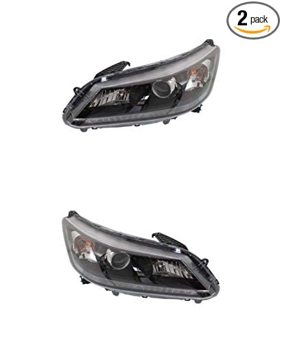 Amazon com: Headlight - Depo For/Fit 33100T2AA01