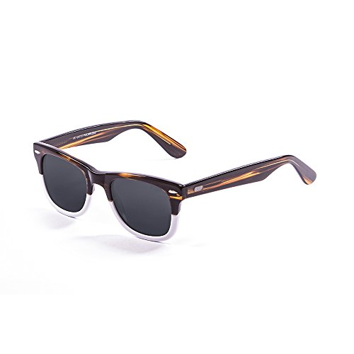 Ocean Sunglasses Lowers Lunettes de soleil Brown/Blue Down/Smoke Lens 54EH66qe1