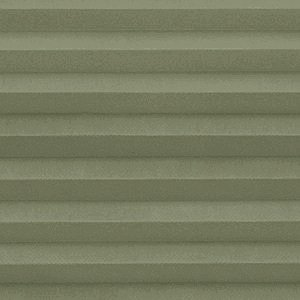 Windowsandgarden Custom Cordless Single Cell Shades, 24W x 36H, Bay Leaf, Any Size 21-72 Wide and 24-72 High