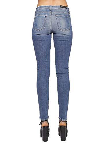 Skinny Rise 15 25 Brand Leg Jeans Tg J Xs Mid C2 wqXxESqAP