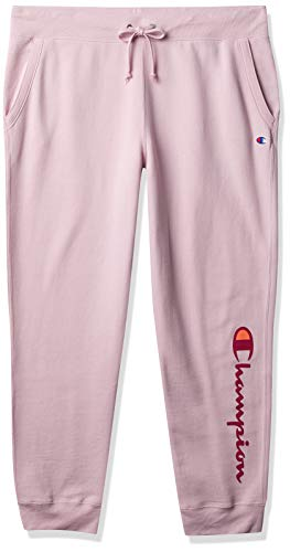 Champion Women's Powerblend Graphic Jogger