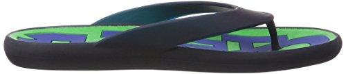 Sandali Schiava alla Uomo 007 Blue Blu Dolphin Camper Dark pqZxwzC7