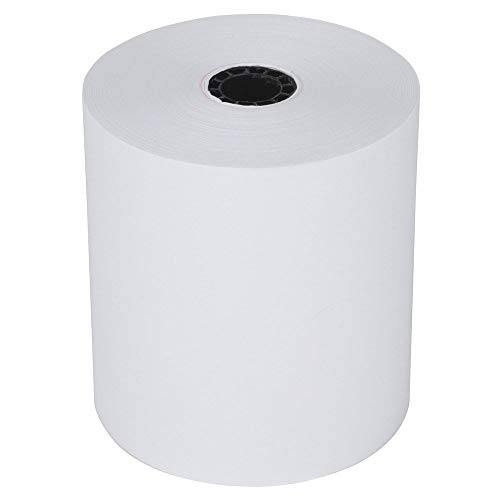 (3 1 8 x 230' Thermal Paper Rolls Partner Tech RP-600 receipt printer [50 Rolls/box] AQUILA Brand)