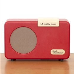 (The Simple Music Player - MP3 music box for Alzheimer's and)