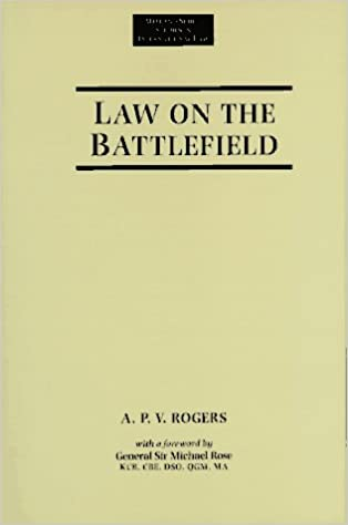 Law on the Battlefield