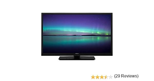 Hitachi 24HE2100 Televisor 24 LCD Direct Led HD Ready Smart TV 200Hz HDMI USB Grabador y Reproductor Multimedia: Amazon.es: Electrónica
