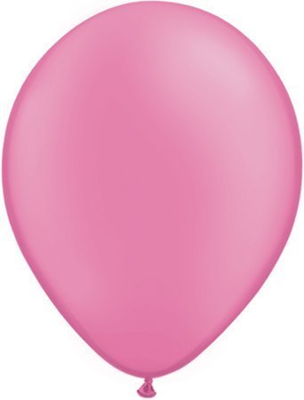 Hot Neon Magenta rosa 11  Latex Qualatex Balloons x 100 by Qualatex