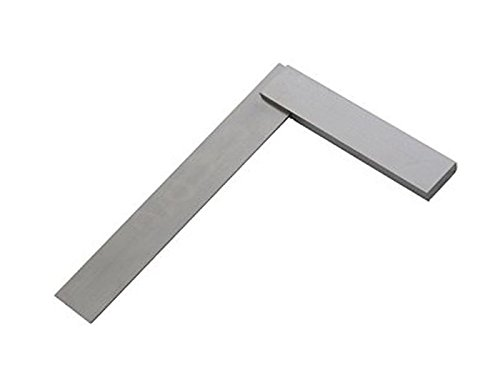 12 Steel Try Square Precision Right Angle Measure for Carpenters & Engineering by Safedeals365 by safedeals365 (Image #1)