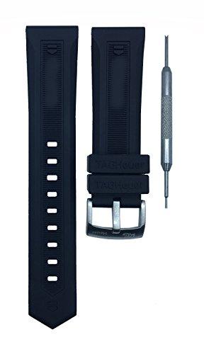 22mm Watch Band Replacement Strap for Formula 1 BT0717 WAH1110 WAH111| Free Spring Bar - Bt0714 Formula