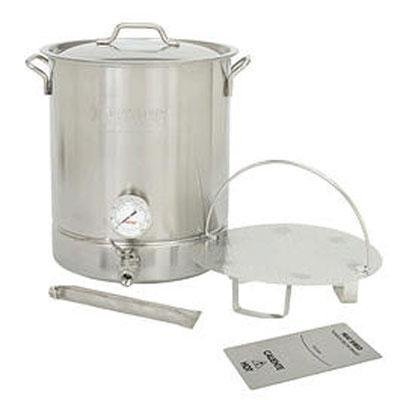 Barbour International Bc 6 Pc Brew Kettle Set 8 Gal by Original Equipment Manufacturer