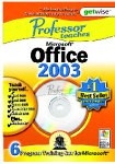 Professor Teaches Office 2003 Suite (Word, Excel, PowerPoint, Outlook, Outlook, and Windows XP)