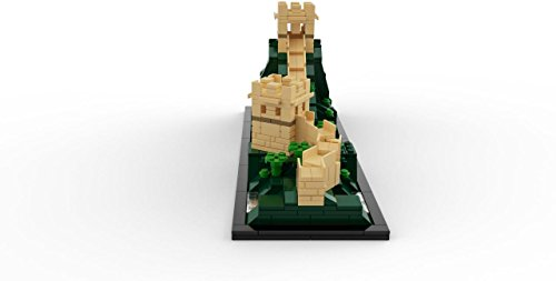 31H5A97AIPL - LEGO Architecture Great Wall of China 21041 BuildingKit (551 Piece)