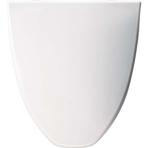 Bemis LC212006 Church American Standard(R) Elongated Toilet Seat, Bone by Bemis
