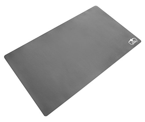 Ultimate Guard 61 x 35 cm Monochrome Playmat (Grey) by Ultimate Guard