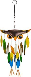 Gift Essentials Owl Wind Chime]()