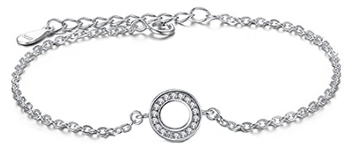 Silver Collection Nike Air (Chariot Trading - 925 Sterling Silver Charm Bracelets)
