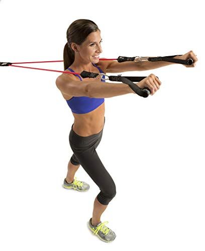 Exercise Bands Any Good: Ultimate Pro Gym Resistance Band Set By Go Fit