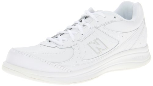 New Balance Men's MW577 White Walking Shoe - 8 D(M) US