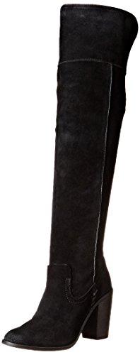 Dolce Vita Women's Orien Western Boot, Black, 10 M US by Dolce Vita