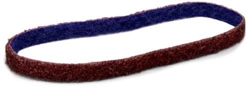 Pack of 20 Scotch-Brite TM Coarse Grit Durable Flex Belt 1//2 Width x 24 Length