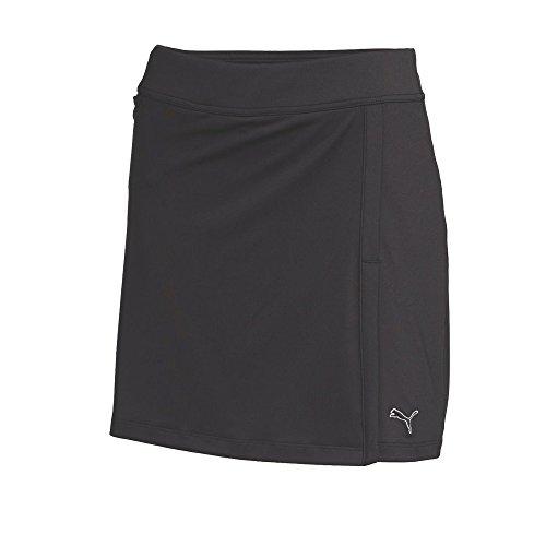 UPC 887707328251, Puma Golf Women's Solid Knit Skirt, Black, X-Small