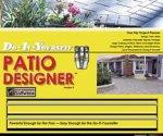 Cheap  Do It Yourself Patio Designer