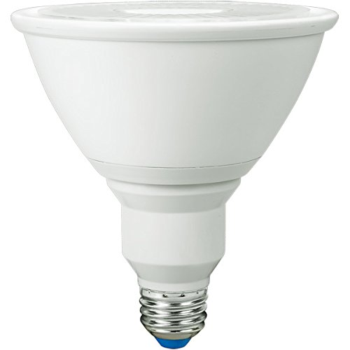 Green Creative 58153 PAR38 Flood LED Lightbulb, 3000K (Soft White), Dimmable, CRI 90, 17W, 1430 lm, Energy Star, 25°
