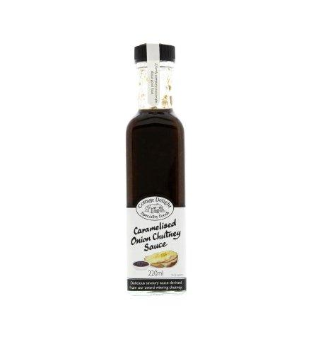 Cottage Delight Caramalised Onion Chutney Table Sauce 220g