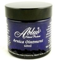 60ml, Arnica Ointment - sprains & strains, joints, muscles, ligaments, tendons & backache etc.