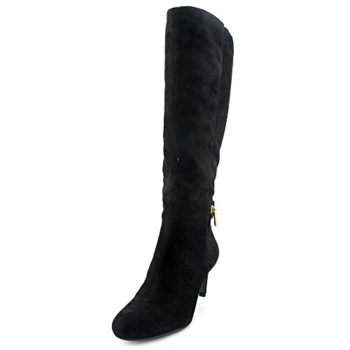 US 8 BCBGeneration High 5 Boot Black Women Knee Rigbie qtOrRxOwE