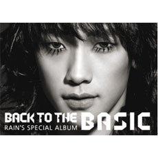 Back to the Basic: Rain's Special Album(BI06)