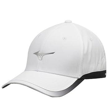 2bfadb5653cc4 Mizuno Chrome - Men s Golf Cap (Cotton) Color White Size  Unique ...