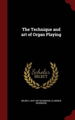 Download The Technique and art of Organ Playing pdf epub