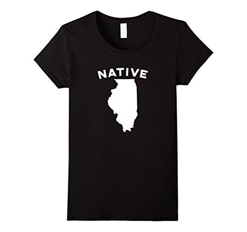 womens-illinois-native-home-t-shirt-medium-black