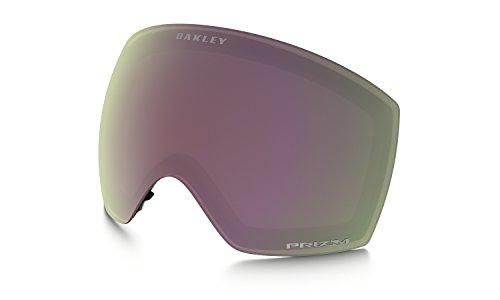 Oakley Men's Flight Deck XM Snow Goggle Replacement Lens, Large, Prizm Hi - Best Ski Goggles Oakley